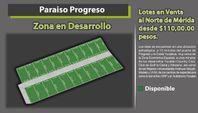 Lotes de Inversión en Paraíso Progreso