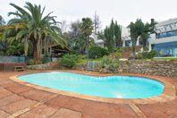 Gran casa Mediterránea en Condominio en Lo Curro