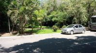 Residential lot for sale in front of commercial area in Nuevo Vallarta
