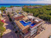 Departamentos Klem Residence Playa del Carmen A Metros De La Playa