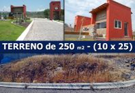 Precioso Terreno En Fracc. Los Agaves, 250 m2, Junto a Cañadas del Lago, GANELO!