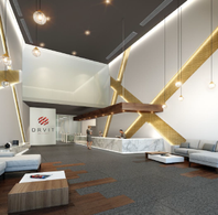 Oficina en 6to piso en ORVIT II de 44 m2