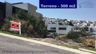 En Venta Terreno de 300 m2 en Cumbres del Cimatario - OPORTUNIDAD!