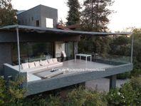 En Huinganal linda casa y entorno, espectacular vista