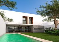 Villas en venta, en privada SAO modelo 287