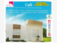Casa en Venta en CALLI RESIDENCIAL DEL BOSQUE