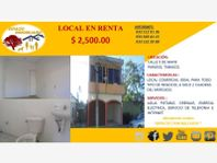 Casa en Renta en Paraiso Centro