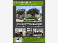 Casa en Venta en Iv Centenario