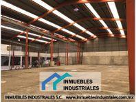 Bodega en Renta en Renta en Vía Morelos Xalostoc 630m² en Condominio $44,100