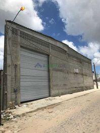 Galpão com 520 m² próximo à BR 101 em Paulista - PE