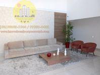 Excelente apartamento, bem localizado, com 79m², 3 Qtos, 1 Ste, 2 Vgs de garagem
