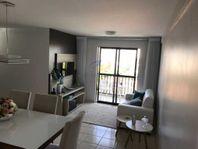 Vendo excelente apartamento em Tambauzinho, 03 qts s/01 st com móveis projetados + varanda.