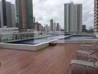 Vendo apartamento novo no Jardim Luna de R$ 480.000 por 469.000, com 86m²,  3 qts/1 sts, DCE e 2 vagas