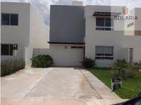 Residencia en Privada Salomea Mérida Norte Mod O