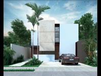 Hermosa casa en residencial Kinish Merida Norte