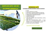 VENTA LOTE 189 m2- GRAND JURIQUILLA -PRIVADA