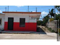 Venta de Casa en Champotón-Centro terreno grande
