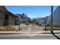 Terreno en Arriendo, centro de Los Andes