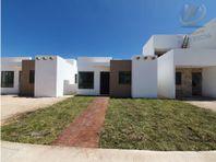 Casa nueva en renta en Fracc Los Heroes