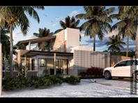 Hermosa casa en la playa, Chelem puerto.