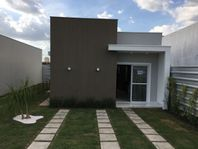 Casa com 2/4 no Condomínio Casas de Turim - bairro SIM