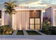 Casa com 2/4 no Condomínio Concept - Papagaio
