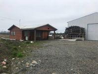Se vende bodega parcela camino a Huape