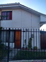 Linda casa en villa San Joaquín