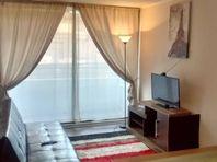 1 Dormitorio cerca de Metro Santa Lucia