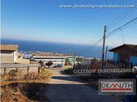 Vendo terreno en La Explanada, Playa Ancha, Valparaiso