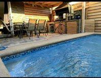 Hermosa casa con piscina 3 dor. 3 baños villa sta maria