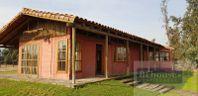 Casa de estilo colonial, 100% solida