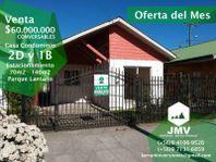 Vendo Casa Camino Parque Lantaño. Chillán