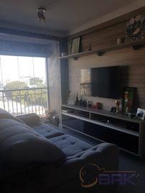 Apartamento com 2 quartos e Area servico, São Paulo, Alto da Moóca, por R$ 371.000