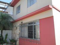 Sobrado residencial à venda, Jabaquara, São Paulo - SO0075.