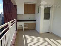 Apartamento com 2 dormitórios para alugar, 74 m² por R$ 1.900 - Jardim Aquarius - São José dos Campos/SP