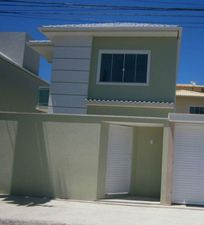 Casa duplex 4 quartos (2 suíte)