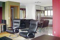 Apartamento decorado, 3 suítes, 3 vagas, 113m², Tatuapé.