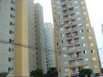 Apartamento residencial à venda, Brás, São Paulo - AP0184.