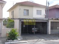 Planalto Paulista - Casa/Sobrado - 250m² - 3 Dormitórios - 2 Vagas