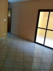 Apartamento com 3 dormitórios para alugar, 90 m² por R$ 1.600/mês - Parque das Nações - Santo André/SP