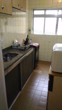 Apartamento residencial à venda, Mirandópolis, São Paulo.
