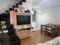 Sobrado com 2 dormitórios à venda, 58 m² por R$ 320.000 - Vila Domitila - São Paulo/SP