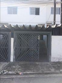 Sobrado com 2 dormitórios para alugar, 70 m² por R$ 1.700/mês - Vila Londrina - São Paulo/SP