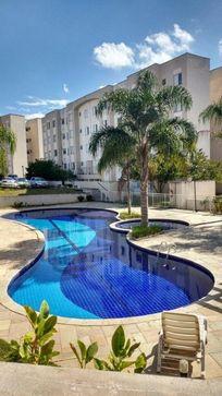 Apartamento residencial à venda, Jardim Petrópolis, Cotia - AP1617.