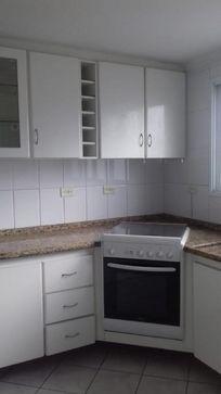 Apartamento residencial para locação, Vila Alzira, Santo André - AP3702.