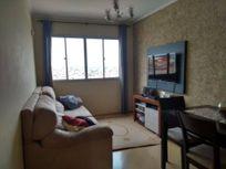 Apartamento com 2 dormitórios à venda, 55 m² por R$ 215.000 - Jardim Três Marias - São Paulo/SP
