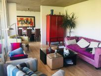 Linda Casa Mediterránea Condominio 4D/4B+ serv., Sala Estar, Colegio Mayflower