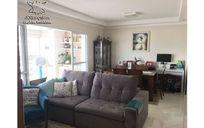 Lindo apartamento de 3 dormitórios no bairro Ponta da Praia na cidade de Santos – SP