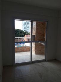 Apartamento com 2 quartos e Vagas na R André Penazzi, Mongaguá, Centro, por R$ 417.000